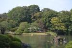 Rikugien Park, Tokyo Japan